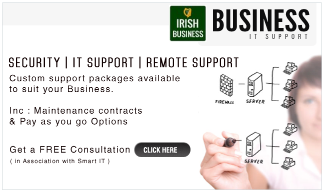 IT Support for Irish Business